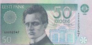 Estonia, 50 Krooni, 1994, UNC, p78