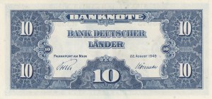Germany, 10 Mark, 1949, UNC, p16