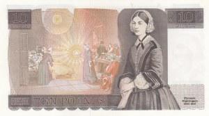 Great Britain, 10 Pounds, 1984, UNC, p379c