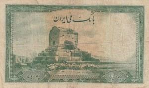 Iran, 50 Rials, 1944, FINE, p44