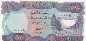 Iraq, 10 Dinars, 1973, UNC, p134