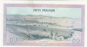 Isle of Man, 50 Pounds, 1983, UNC, p39