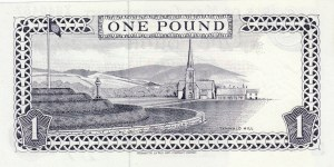 Isle of Man, 1 Pound, 1983, UNC, p40b