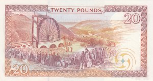Isle of Man, 20 Pounds, 1983, UNC, p43b