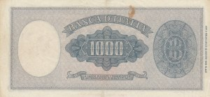 Italy, 1000 Lire, 1948, XF, p88