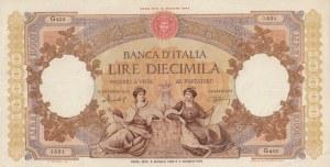 Italy, 10.000 Lire, 1948, XF (-), p89a