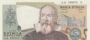 İtaly, 2.000 Lire, 1973, UNC, p103c