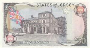 Jersey, 50 Pounds, 2000, UNC, p30