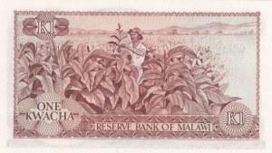 Malawi, 1 Kwacha, 1975, UNC, p10c