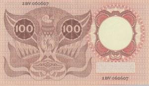 Netherlands, 100 Gulden, 1953, AUNC, p88
