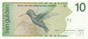 Netherlands Antilles, 10 Gulden, 1994, UNC, p23c