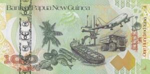 Papua New Guinea, 100 Kina, 2008, UNC, p37