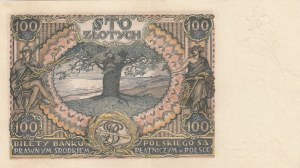 Poland, 100 Zlotych, 1934, XF, p75