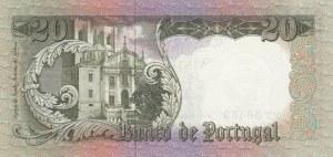 Portugal, 20 Escudos, 1964, AUNC, p167