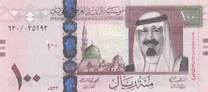 Saudi Arabia, 100 Riyals, 2012, UNC, p35c