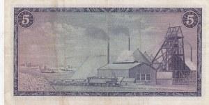 South Africa, 5 Rand, 1967-1974, XF, p112b