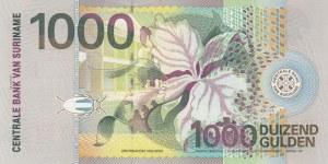Suriname, 1000 Gulden, 2000, UNC, p151