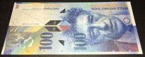Swetzerland, 100 Francs, 2014, UNC, p72