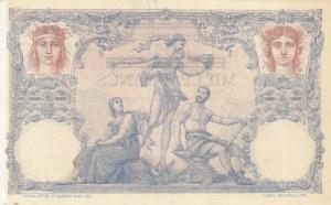 Tunisia, 1000 Francs, 1892-1942, AUNC (+), p31