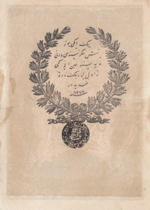 Turkey, Ottoman Empire, 50 Kurush, 1861, XF, p37