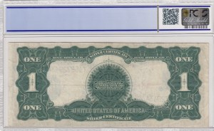 United States Of America, 1 Dollar, 1899, VF, p338c