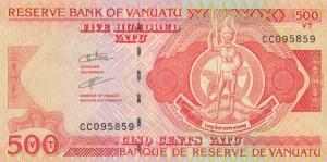 Vanuatu, 500 Vatu, 1993, UNC, p5b
