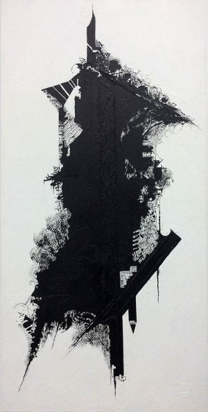 Pfishova (Viola Pryba Hadaś, Ur. 1981), Hidden, 2016