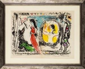 Marc Chagall, Bez tytułu, 1964