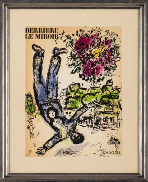 Marc Chagall, Derriere le Miroir (okładka albumu), 1964