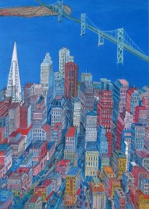 Edward Dwurnik, San Francisco, 2007