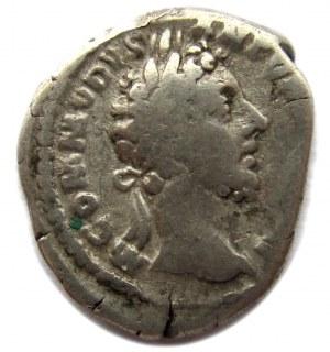 Cesarstwo Rzymskie, Commodus (180-192), denar 181 r n.e.