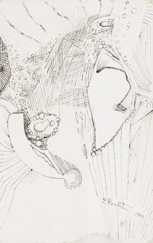 Erna ROSENSTEIN (1913-2004), Kompozycja, 1978