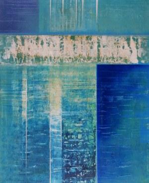 Jacek JARCZEWSKI (ur. 1962), Struktury niebieskie 5