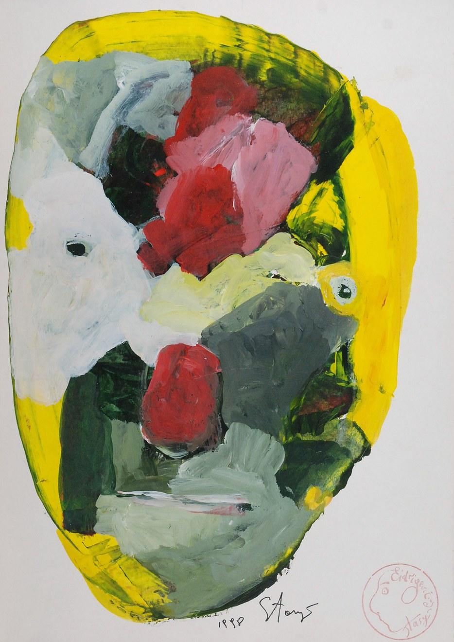 Stasys EIDRIGEVICIUS (ur. 1949), Paleta, 1998