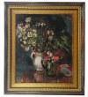 Rajmund KANELBA (1897-1960), Wazony z kwiatami, 1934