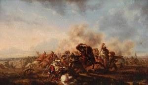 Jules van JUNDJOOT? (XIX w.), Utarczka, 1812