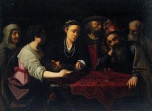 Leonello SPADA (1576-1622), Salome z głową Jana Chrzciciela