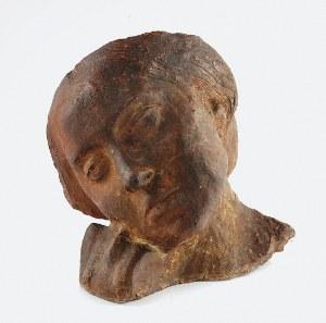 Xawery DUNIKOWSKI (1875-1964), Głowa kobiety