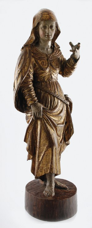 Figura nieustalonej świętej