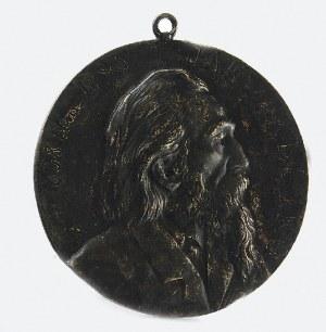 "TEOFILA (TOLA) CERTOWICZ (1862-1918), Medalion ""Jan Matejko"""