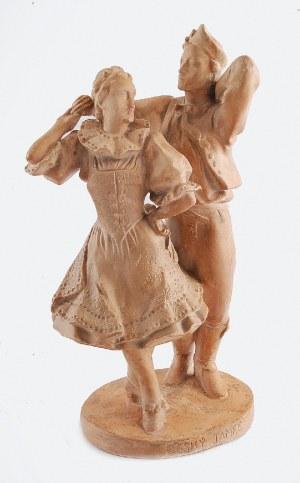 Ladislaw FALTEJSEK (1912-1989), Czeski taniec  (Ceský tanec)