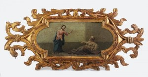 Ikona - Wskrzeszenie Łazarza