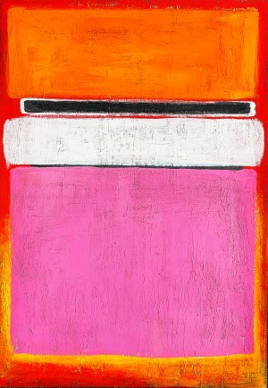 Mila Starzyńska, Red Orange Pink