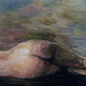 Olena Horhol, Nude, 2018