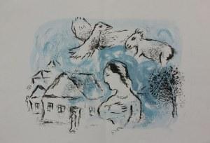 Marc Chagall (1887-1985), Wioska (