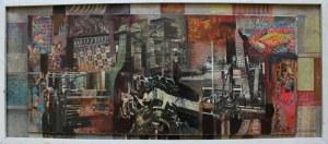 Konstanty Mackiewicz (1894-1985), Alegoria przemysłu włókienniczego