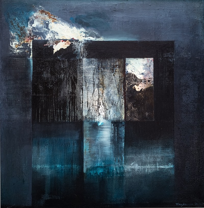 Magdalena Daniec (ur. 1974) - Dom ognia i wody, 2018