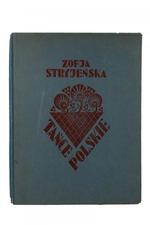 Zofia Stryjeńska (1891 Kraków – 1976 Genewa), Tańce polskie, 1929 r.