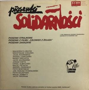 Różni wykonawcy Piosenki Solidarności (Grechuta, Olbrychski, Kaczmarski, Zembaty, Rosiewicz, Kofta)