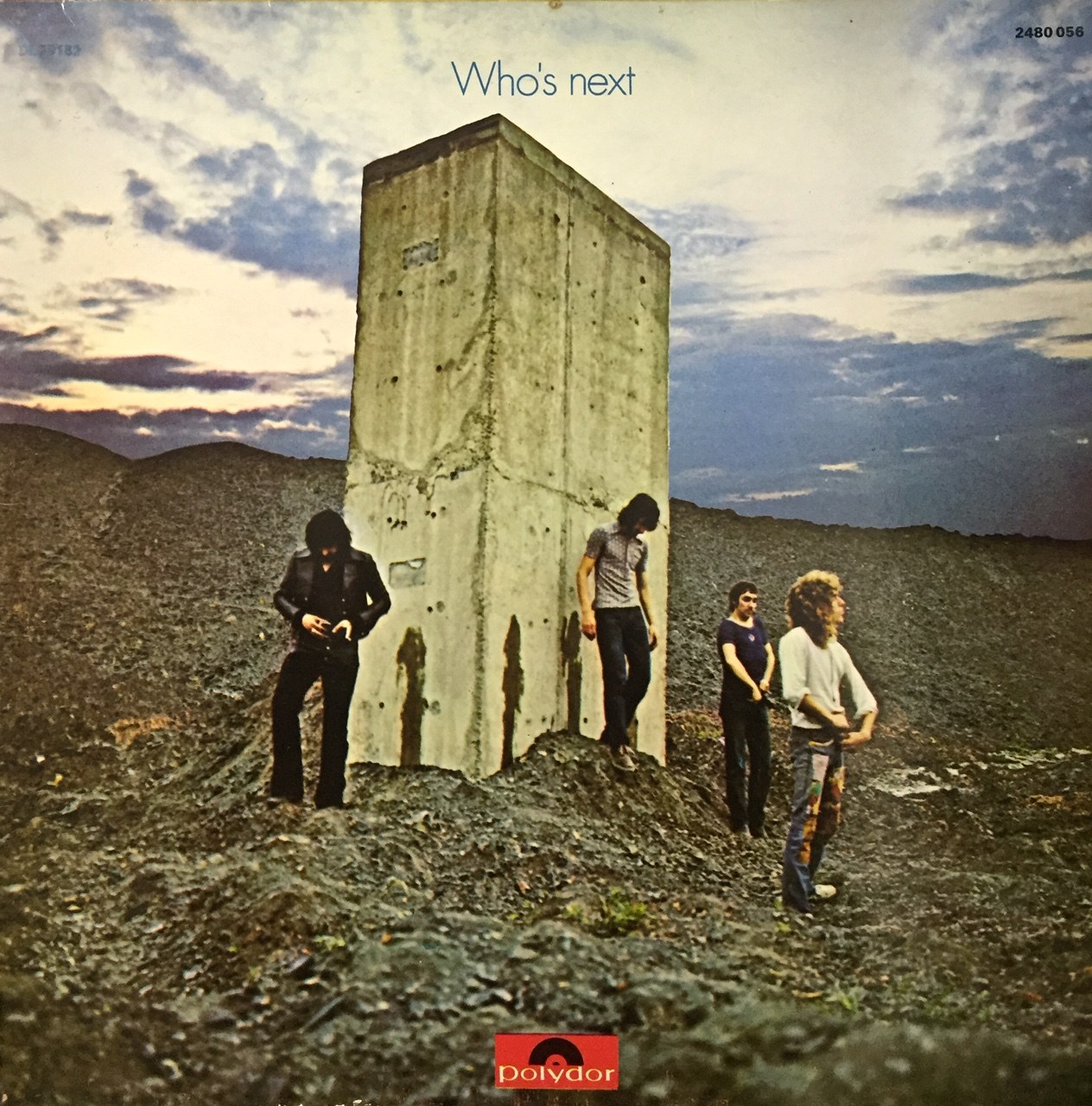 The Who The Who's Next